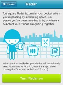 foursquare-radar